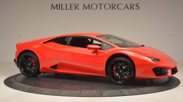 Used 2016 Lamborghini Huracan LP 580-2 for sale Sold at Pagani of Greenwich in Greenwich CT 06830 10