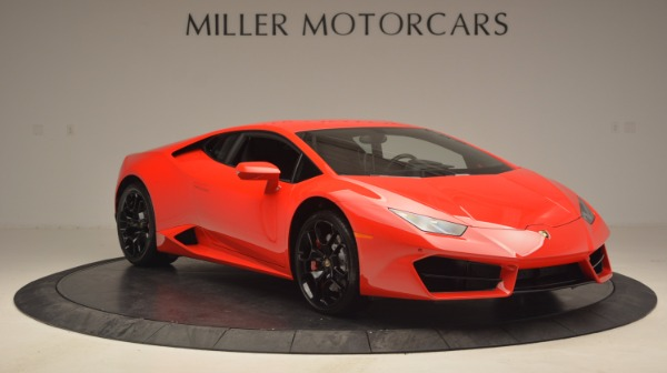 Used 2016 Lamborghini Huracan LP 580-2 for sale Sold at Pagani of Greenwich in Greenwich CT 06830 11