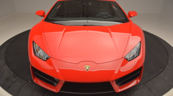 Used 2016 Lamborghini Huracan LP 580-2 for sale Sold at Pagani of Greenwich in Greenwich CT 06830 13