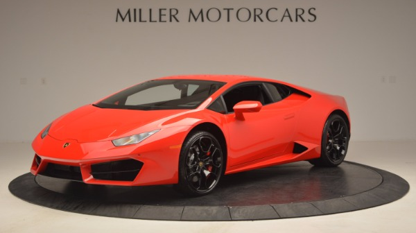 Used 2016 Lamborghini Huracan LP 580-2 for sale Sold at Pagani of Greenwich in Greenwich CT 06830 2