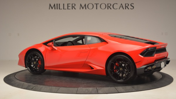 Used 2016 Lamborghini Huracan LP 580-2 for sale Sold at Pagani of Greenwich in Greenwich CT 06830 4