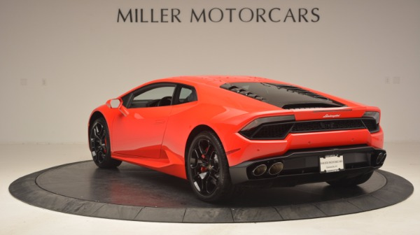 Used 2016 Lamborghini Huracan LP 580-2 for sale Sold at Pagani of Greenwich in Greenwich CT 06830 5