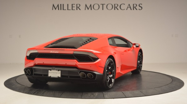Used 2016 Lamborghini Huracan LP 580-2 for sale Sold at Pagani of Greenwich in Greenwich CT 06830 7