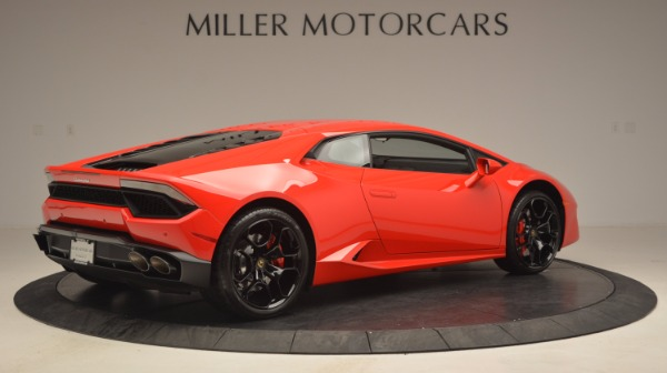 Used 2016 Lamborghini Huracan LP 580-2 for sale Sold at Pagani of Greenwich in Greenwich CT 06830 8