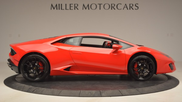 Used 2016 Lamborghini Huracan LP 580-2 for sale Sold at Pagani of Greenwich in Greenwich CT 06830 9