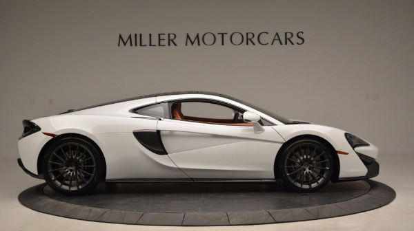Used 2017 McLaren 570GT for sale Sold at Pagani of Greenwich in Greenwich CT 06830 9