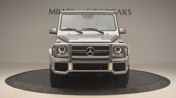 Used 2016 Mercedes Benz G-Class G 63 AMG for sale Sold at Pagani of Greenwich in Greenwich CT 06830 12