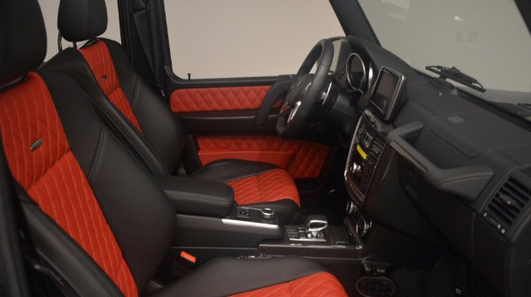 Used 2016 Mercedes Benz G-Class G 63 AMG for sale Sold at Pagani of Greenwich in Greenwich CT 06830 17