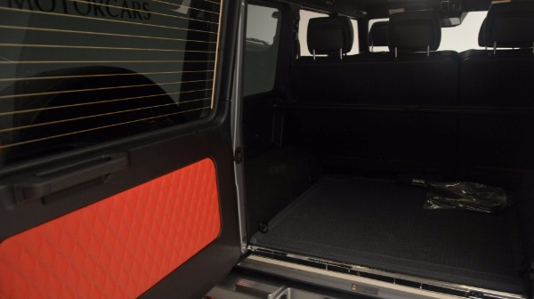 Used 2016 Mercedes Benz G-Class G 63 AMG for sale Sold at Pagani of Greenwich in Greenwich CT 06830 21