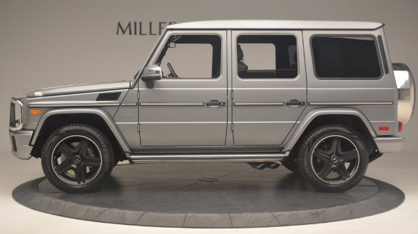 Used 2016 Mercedes Benz G-Class G 63 AMG for sale Sold at Pagani of Greenwich in Greenwich CT 06830 3