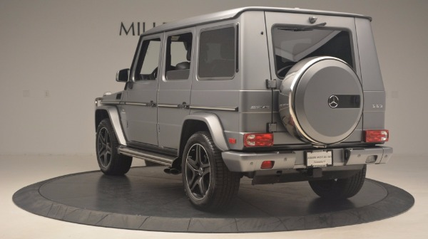 Used 2016 Mercedes Benz G-Class G 63 AMG for sale Sold at Pagani of Greenwich in Greenwich CT 06830 5