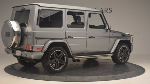 Used 2016 Mercedes Benz G-Class G 63 AMG for sale Sold at Pagani of Greenwich in Greenwich CT 06830 8