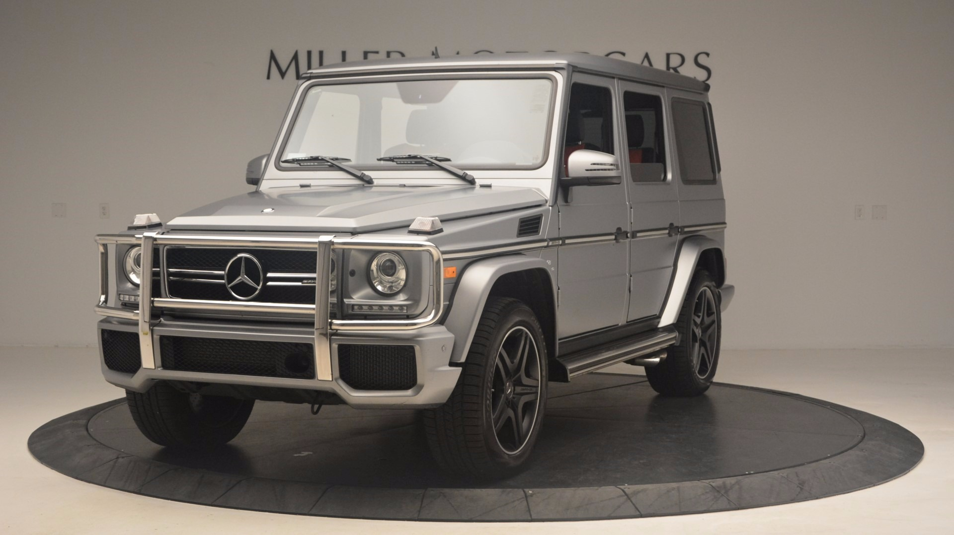 Used 2016 Mercedes Benz G-Class G 63 AMG for sale Sold at Pagani of Greenwich in Greenwich CT 06830 1