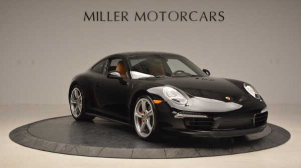 Used 2014 Porsche 911 Carrera 4S for sale Sold at Pagani of Greenwich in Greenwich CT 06830 11