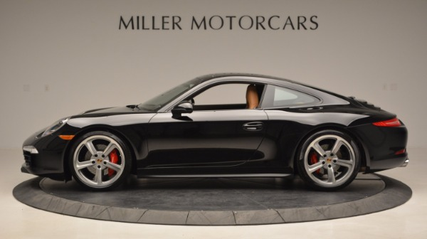 Used 2014 Porsche 911 Carrera 4S for sale Sold at Pagani of Greenwich in Greenwich CT 06830 3