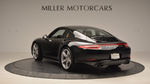 Used 2014 Porsche 911 Carrera 4S for sale Sold at Pagani of Greenwich in Greenwich CT 06830 5