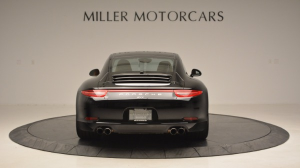 Used 2014 Porsche 911 Carrera 4S for sale Sold at Pagani of Greenwich in Greenwich CT 06830 6