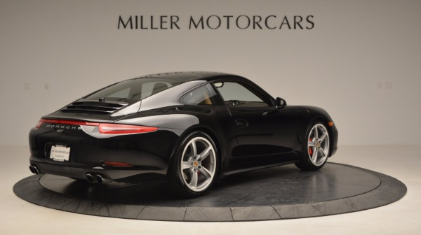 Used 2014 Porsche 911 Carrera 4S for sale Sold at Pagani of Greenwich in Greenwich CT 06830 7