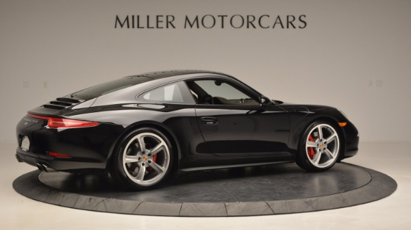 Used 2014 Porsche 911 Carrera 4S for sale Sold at Pagani of Greenwich in Greenwich CT 06830 8