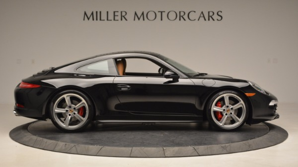 Used 2014 Porsche 911 Carrera 4S for sale Sold at Pagani of Greenwich in Greenwich CT 06830 9