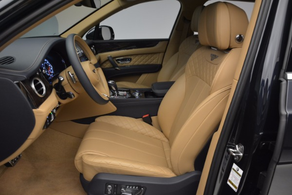Used 2017 Bentley Bentayga W12 for sale Sold at Pagani of Greenwich in Greenwich CT 06830 19