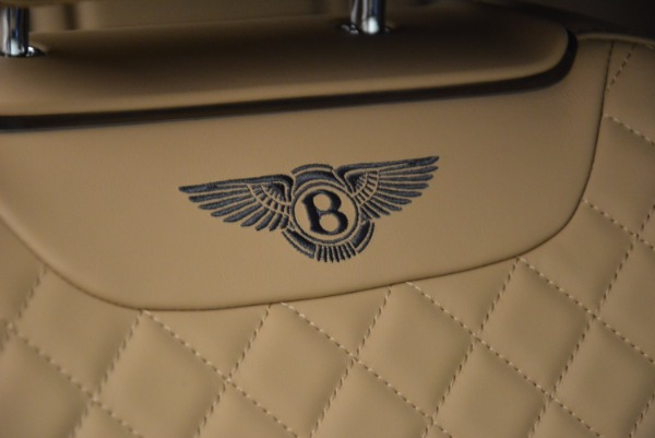 Used 2017 Bentley Bentayga W12 for sale Sold at Pagani of Greenwich in Greenwich CT 06830 21