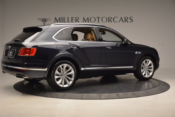 Used 2017 Bentley Bentayga W12 for sale Sold at Pagani of Greenwich in Greenwich CT 06830 8