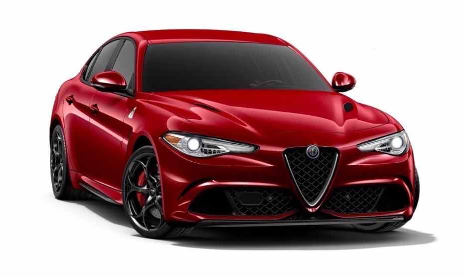 New 2017 Alfa Romeo Giulia Quadrifoglio for sale Sold at Pagani of Greenwich in Greenwich CT 06830 1