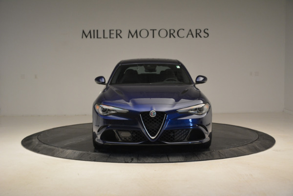Used 2017 Alfa Romeo Giulia Quadrifoglio for sale Sold at Pagani of Greenwich in Greenwich CT 06830 12