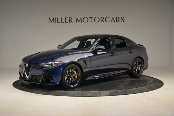 Used 2017 Alfa Romeo Giulia Quadrifoglio for sale Sold at Pagani of Greenwich in Greenwich CT 06830 2