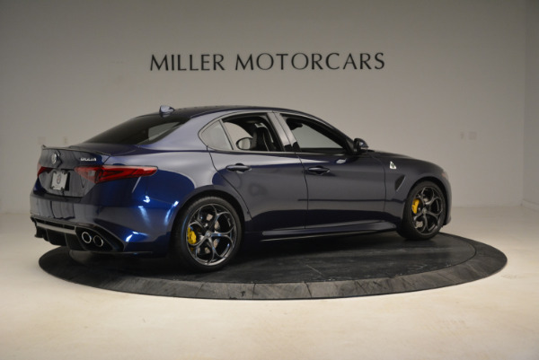 Used 2017 Alfa Romeo Giulia Quadrifoglio for sale Sold at Pagani of Greenwich in Greenwich CT 06830 8