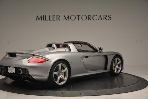 Used 2005 Porsche Carrera GT for sale Sold at Pagani of Greenwich in Greenwich CT 06830 10
