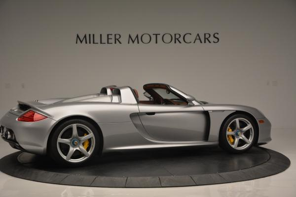 Used 2005 Porsche Carrera GT for sale Sold at Pagani of Greenwich in Greenwich CT 06830 11