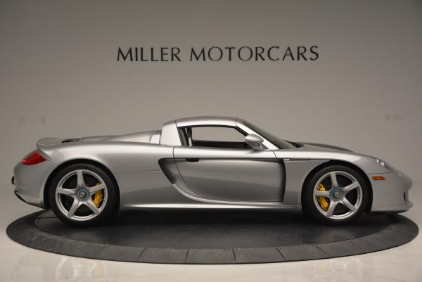 Used 2005 Porsche Carrera GT for sale Sold at Pagani of Greenwich in Greenwich CT 06830 12