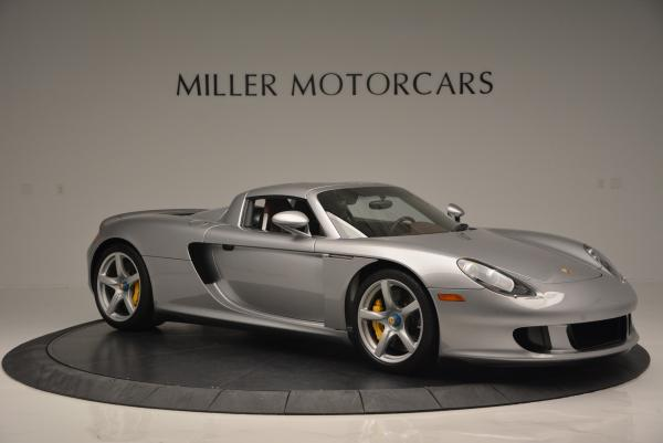 Used 2005 Porsche Carrera GT for sale Sold at Pagani of Greenwich in Greenwich CT 06830 15