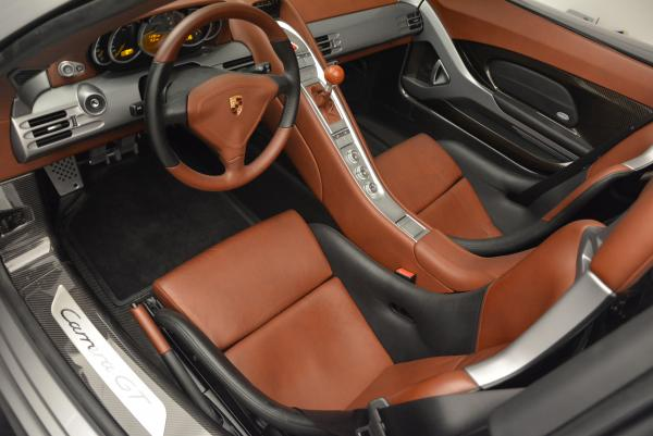Used 2005 Porsche Carrera GT for sale Sold at Pagani of Greenwich in Greenwich CT 06830 17