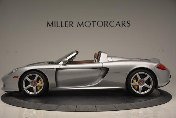 Used 2005 Porsche Carrera GT for sale Sold at Pagani of Greenwich in Greenwich CT 06830 4