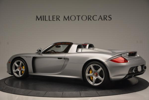 Used 2005 Porsche Carrera GT for sale Sold at Pagani of Greenwich in Greenwich CT 06830 5