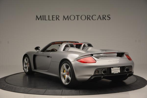 Used 2005 Porsche Carrera GT for sale Sold at Pagani of Greenwich in Greenwich CT 06830 6