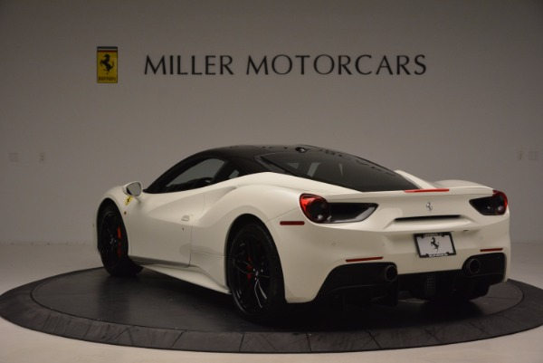 Used 2016 Ferrari 488 GTB for sale Sold at Pagani of Greenwich in Greenwich CT 06830 5