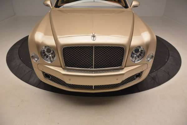 Used 2011 Bentley Mulsanne for sale Sold at Pagani of Greenwich in Greenwich CT 06830 13