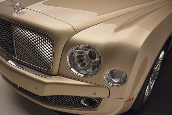 Used 2011 Bentley Mulsanne for sale Sold at Pagani of Greenwich in Greenwich CT 06830 14