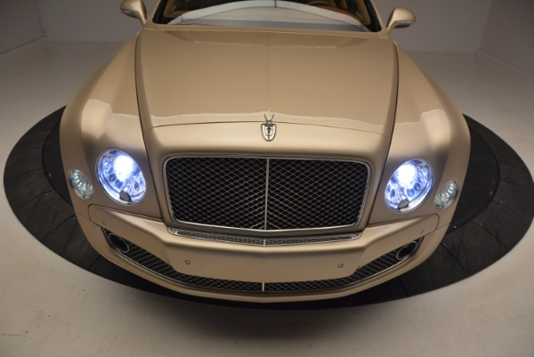 Used 2011 Bentley Mulsanne for sale Sold at Pagani of Greenwich in Greenwich CT 06830 15