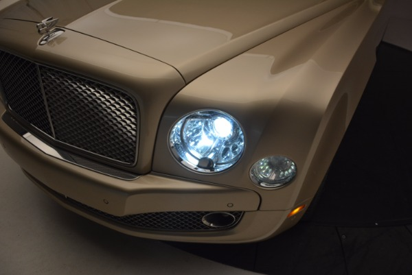 Used 2011 Bentley Mulsanne for sale Sold at Pagani of Greenwich in Greenwich CT 06830 16