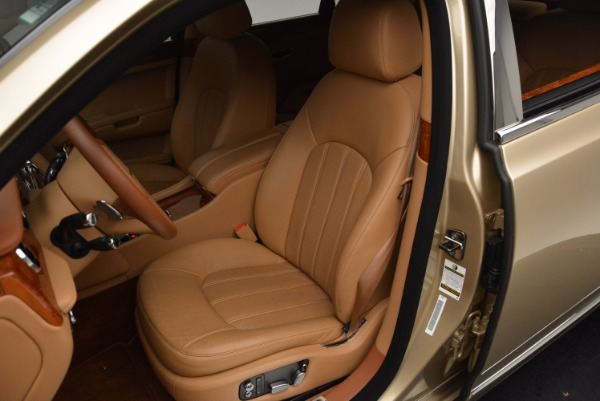 Used 2011 Bentley Mulsanne for sale Sold at Pagani of Greenwich in Greenwich CT 06830 22