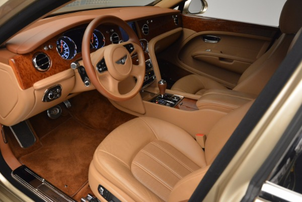 Used 2011 Bentley Mulsanne for sale Sold at Pagani of Greenwich in Greenwich CT 06830 24