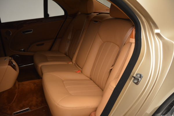Used 2011 Bentley Mulsanne for sale Sold at Pagani of Greenwich in Greenwich CT 06830 27