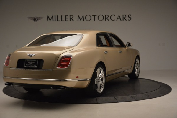 Used 2011 Bentley Mulsanne for sale Sold at Pagani of Greenwich in Greenwich CT 06830 7