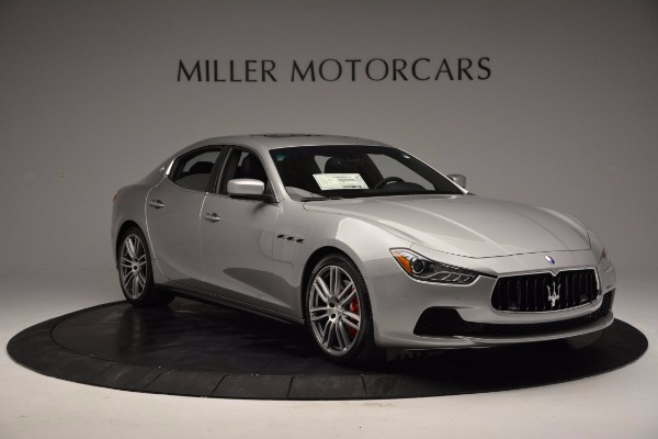 New 2017 Maserati Ghibli S Q4 for sale Sold at Pagani of Greenwich in Greenwich CT 06830 11