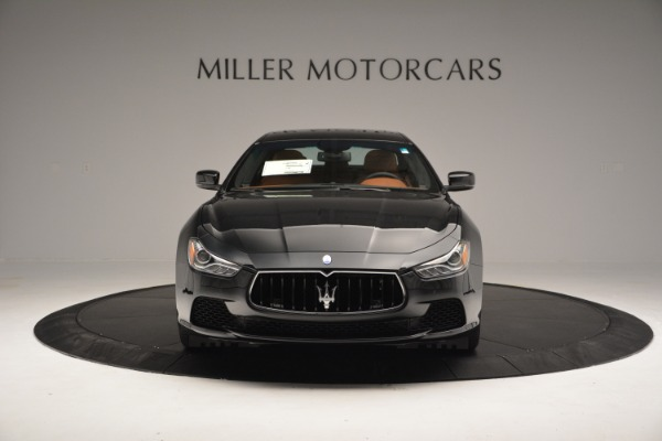 New 2017 Maserati Ghibli SQ4 S Q4 for sale Sold at Pagani of Greenwich in Greenwich CT 06830 12